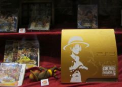 Paris Japan Expo Playstation One Piece