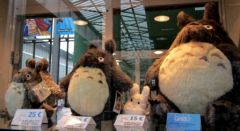 Paris Japan Expo : Ghibli, peluches Totoros