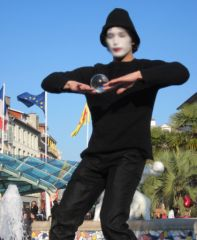 Carnaval de pau : animation