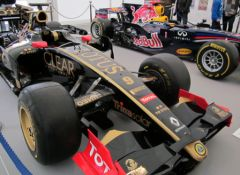 Grand Prix Pau 2012 : tente Red Bull F1