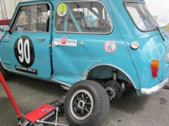 Grand Prix Pau 2012 : mini accidentée